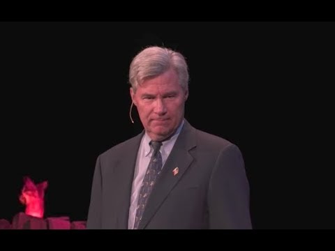 Time to Wake Up | US Senator Sheldon Whitehouse | TEDxProvid