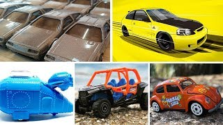 2018 Majorette Polariz RZR, Volkswagen Beetle, Hot Wheels and Tarmac works upcoming release