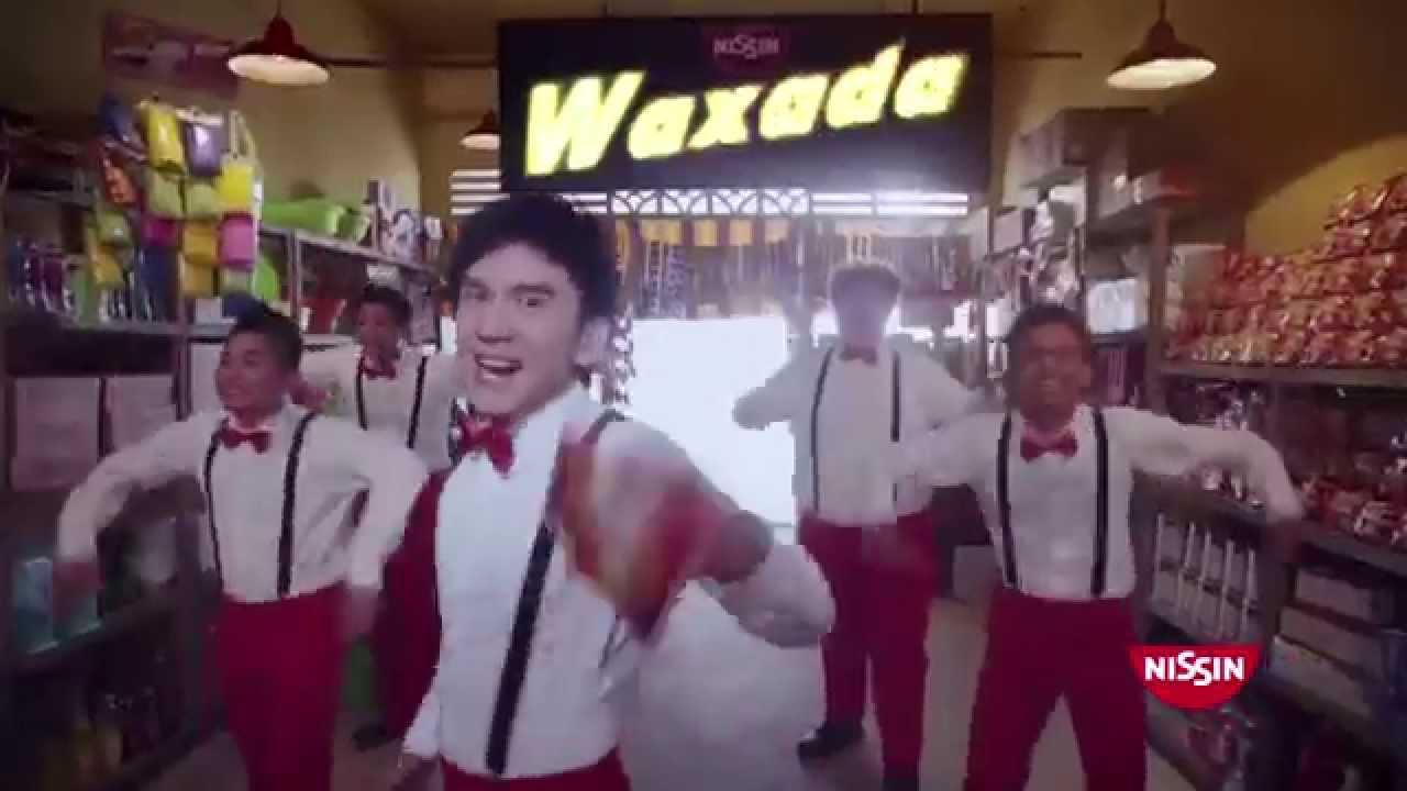Quảng cáo mì Waxada – Đan Trường – 15s
