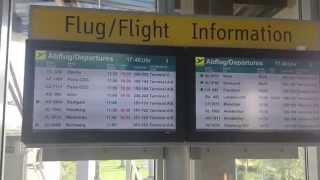 Аэропорт Дюссельдорфа. Где оформлять Tax free