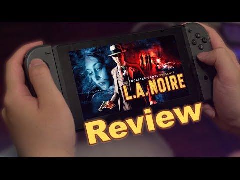 L.A. Noire REVIEW | Nintendo Switch