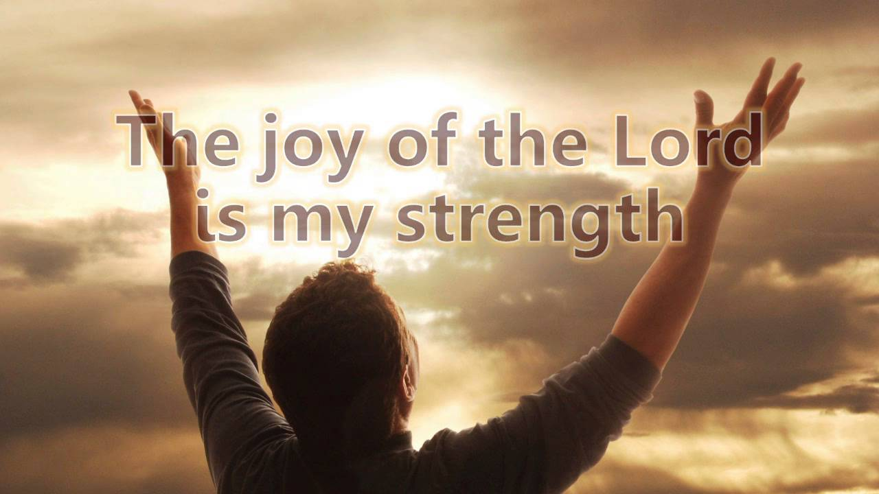 Image result for the joy of the lord