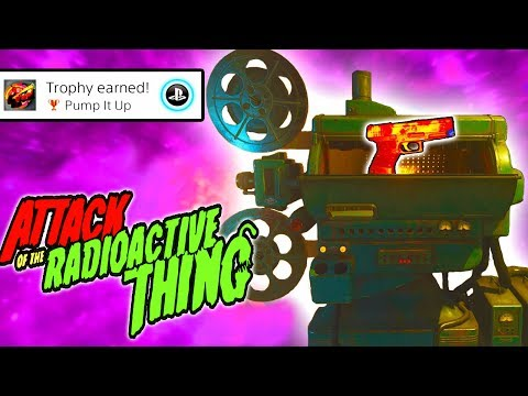 """ATTACK OF THE RADIOACTIVE THING"" PACK A PUNCH TUTORIAL! FULL PACK A PUNCH GUIDE 
