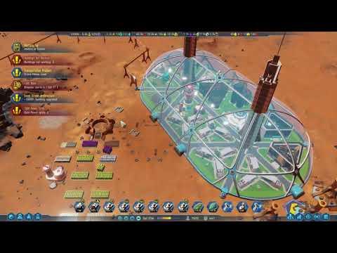 Surviving Mars - Sol 257 - The Last War - MODS  