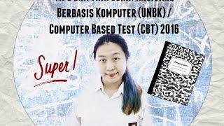 Download Video Pengalaman, Tips dan Trik UN CBT / UNBK SMA MP3 3GP MP4