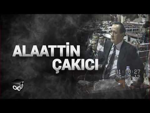 Alaattin Çakıcı'nın Ergenekon davasında tanıklığı