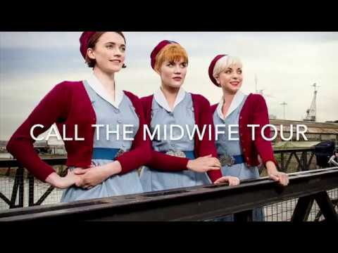 Call the Midwife Tour - Official Tour | Brit Movie Tours