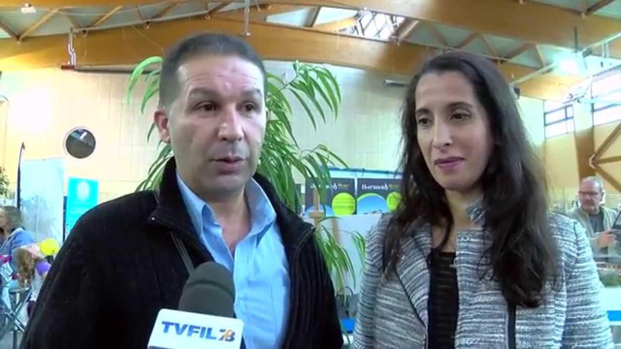 Economie : 1er Forum de l'Immobilier à Elancourt