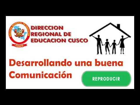 Quédate en casa - Desarrollando una buena Comunicación