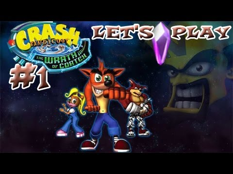 crash bandicoot la vengeance de cortex ps2