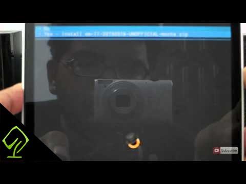 How to install CyanogenMod 11 (CM11) on Mi Pad