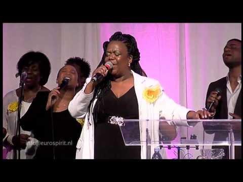 WE BOW DOWN AND WORSHIP YAHWEH - EuroSpirit 2013