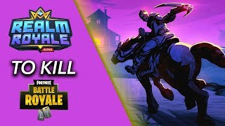 Realm Royale Coming to PS4 via Beta NEXT WEEK - Fortnite In Trouble?