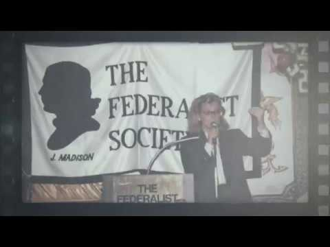 1986 Introduction to the Federalist Society [Archive Collection]