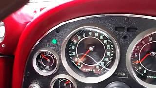 1964  CORVETTE CONVERTABLE  white/ red interior FOR SALE...