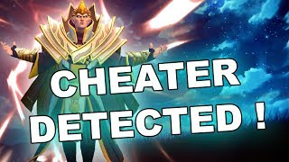 Dota 2 Cheaters: Invoker with OPEN AI BOT Scripts + MapHack!
