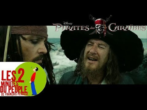 Les 2 minutes du peuple Pirates des Caraibes - Jacques Cartier le Film