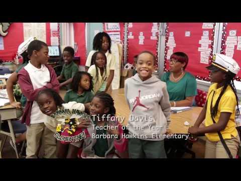 The GIST - Barbara Hawkins Elementary School