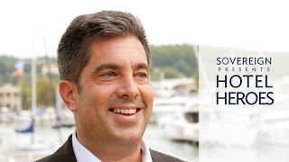 Hotel Heroes - Kevin, Manager of Sani Asterias    Sovereign