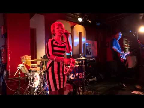 The Primitives at 100 club 28.09.2013