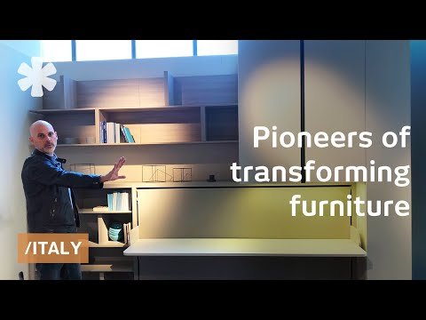 A peek into the family that shaped space-adapting furniture
