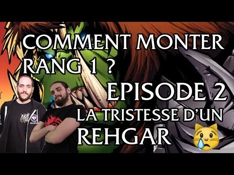 heroes of the comment monter rang 1 tristesse d un rehgar fr