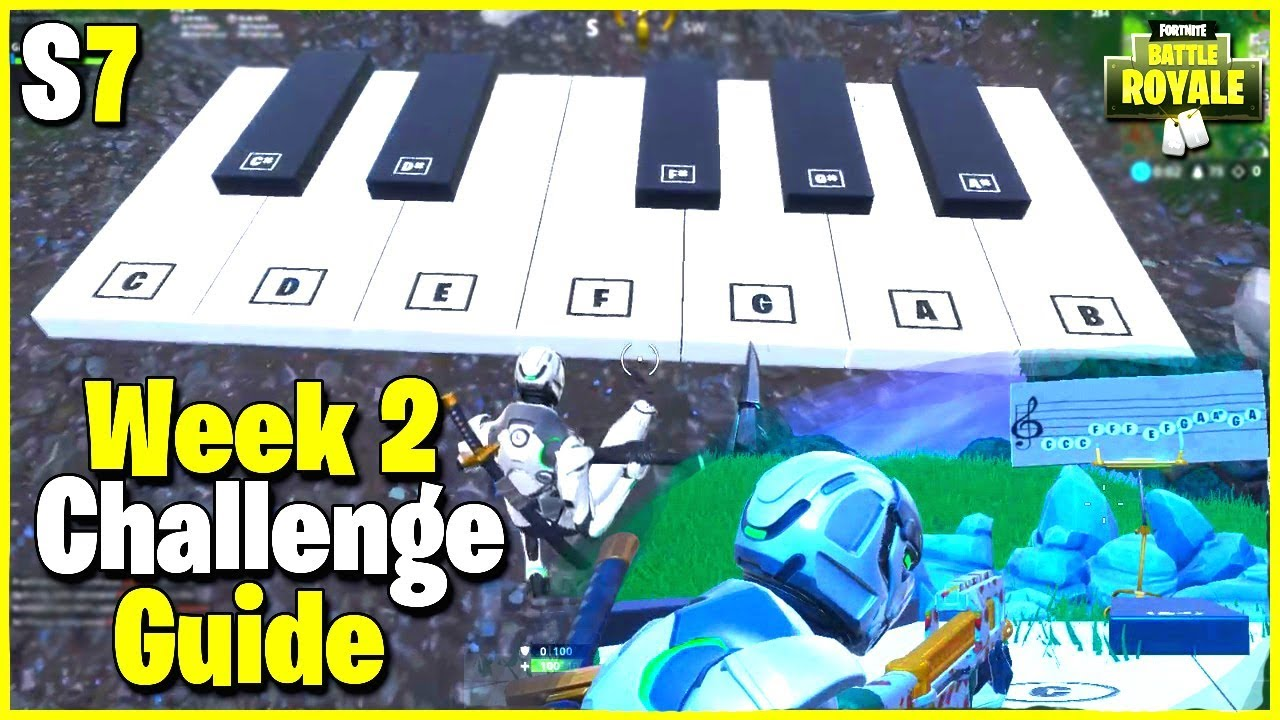 Pleasant Park Lonely Lodge Sheet Music Dance Off Location S7