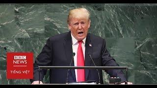 TT Donald Trump 'tấn công trực diện' CNXH