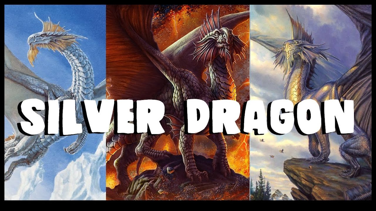 Dungeons and Dragons Lore: Silver Dragon
