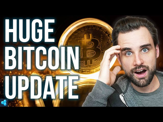 HUGE Bitcoin Update | Taproot Simply Explained