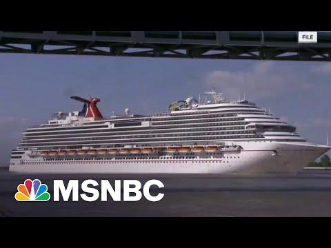 DeSantis, Cruise Lines Clash Over Vaccine Passports In Florida