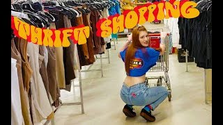 THRIFT SHOPPING W/ MY SISTER
