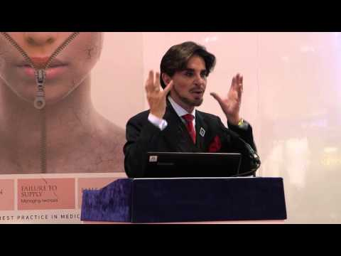 Danné's Lecture at Professional Beauty, London Excel