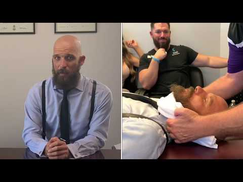 Ring Dinger Review Y Strap Commentary. Epic Chiropractic Adjustment~Dr. Binder Meets Dr. Johnson. from YouTube · Duration:  10 minutes 20 seconds
