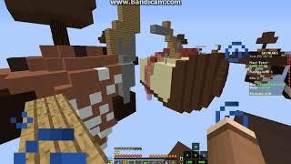Minecraft Skywars Continue