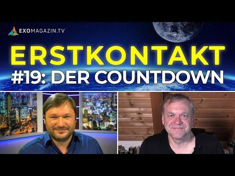 Countdown zum UFO-Bericht aus den USA   ERSTKONTAKT #19