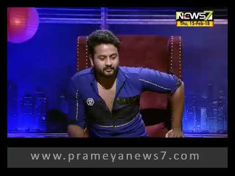 Hot Seat with Ollywood Actor Jyoti Ranjan Nayak