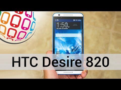 HTC Desire 820 - Интересный смартфон с большим экраном и хорошей камерой