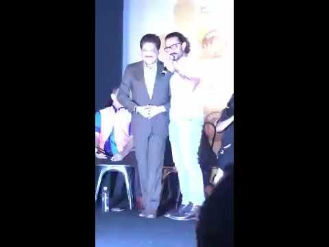 Udit Narayan Sings With Aamir Khan (Ae Mere Humsafar)