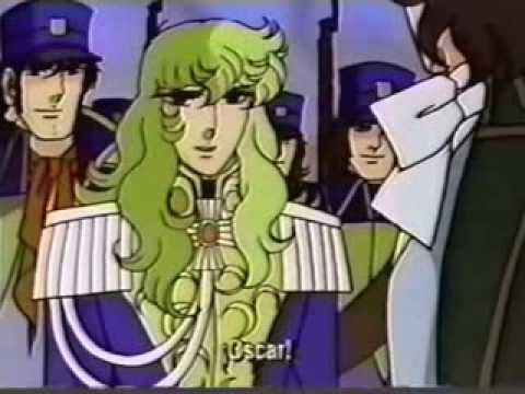 The Rose of Versailles: I'll Love You as Long as I Live 1990 Anime Movie