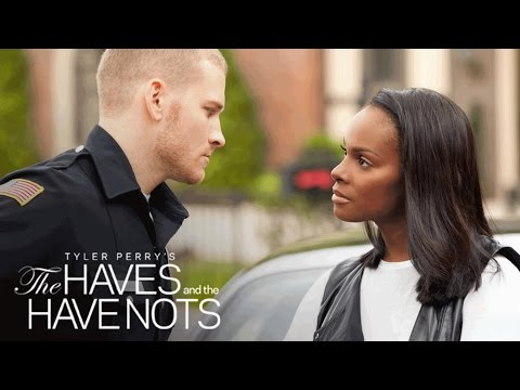 Candace Threatens to Out Officer Justin  Tyler Perry's The Haves and the Have Nots  OWN