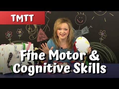 Ideas for Toddlers to Improve Fine Motor & Cognitive Skills Therapy Tip of the Week 3.12.14