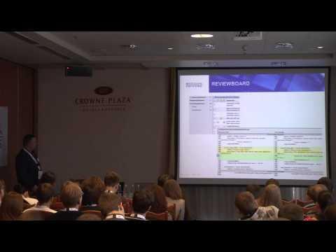 "Sigizmundas Jermolovicius ""Chasing code quality in huge multi-location team project"""