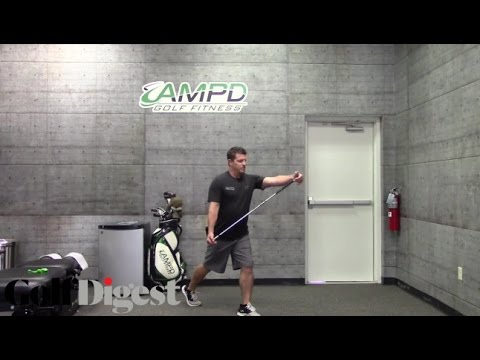 Fitness Friday: Five-minute warm-up with Jordan Spieth's trainer