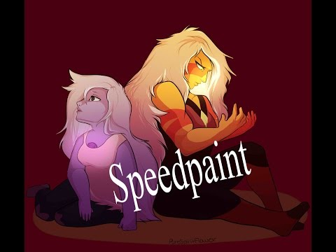 Shatter me (speedpaint)