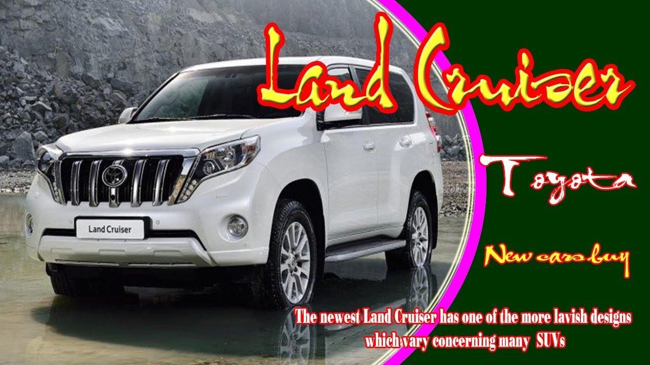 2020 Toyota Land Cruiser 2020 Toyota Land Cruiser Prado 2020