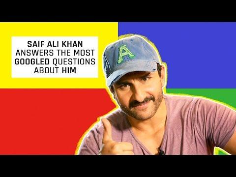 MensXP: Saif Ali Khan Answers The Most...