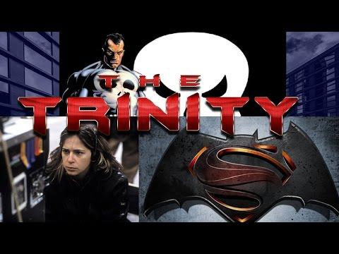 PUNISHER, ARROW and BATMAN v SUPERMAN on THE TRINITY!
