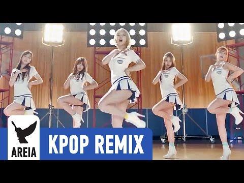 AOA - Heart Attack | Areia Kpop Remix #190