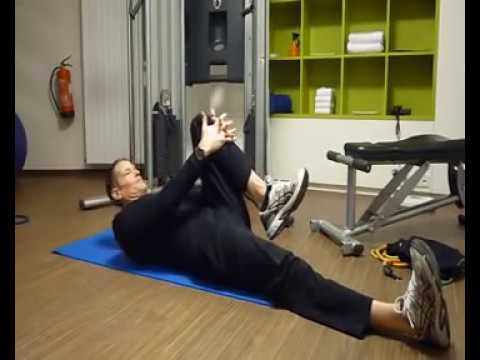 Mal de dos 3 | Comment faire les étirements musculaires | Programme d'étirements musculaires